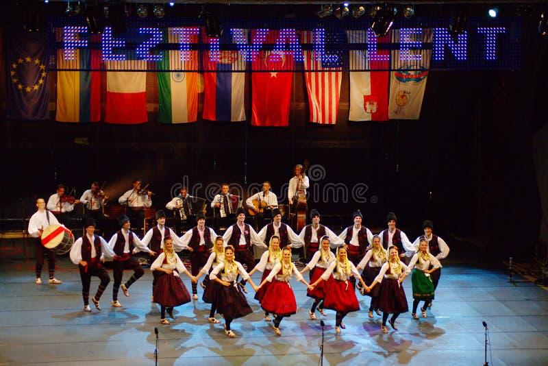 Folkart, Festival Lent, Maribor royalty free stock photography