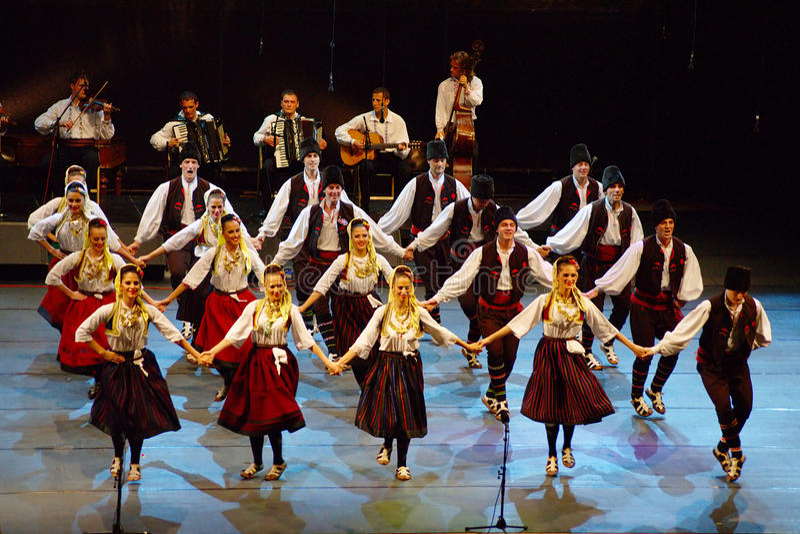 Folkart, Festival Lent, Maribor royalty free stock photos