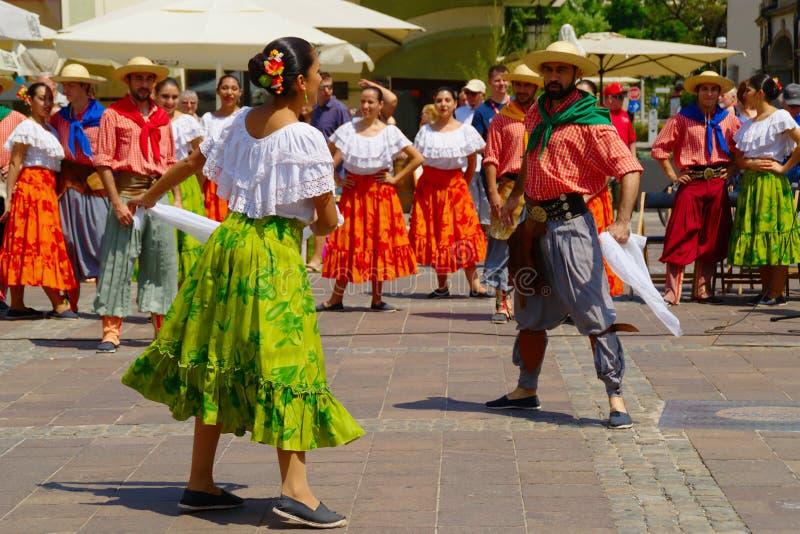 Folkart 2016, Festival Lent, Maribor, Slovenia royalty free stock images