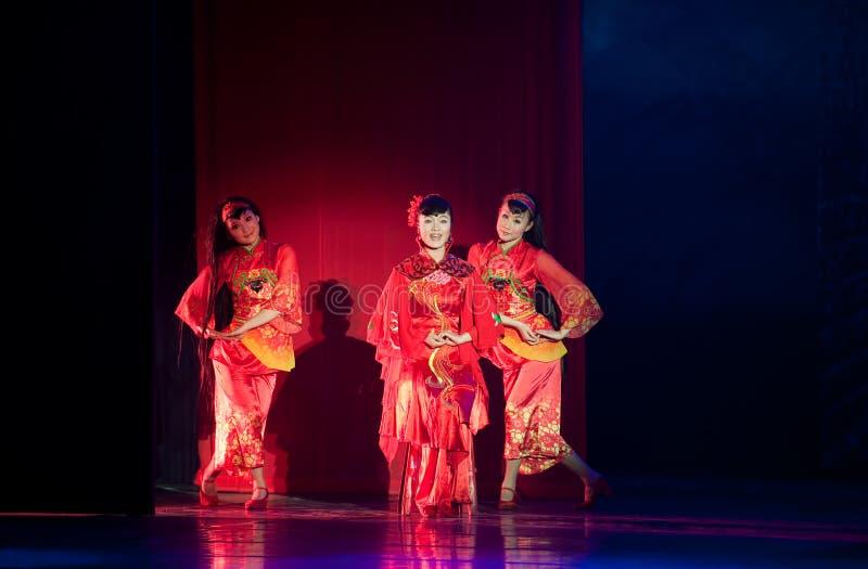 Folkdans: brudopera fotografering för bildbyråer