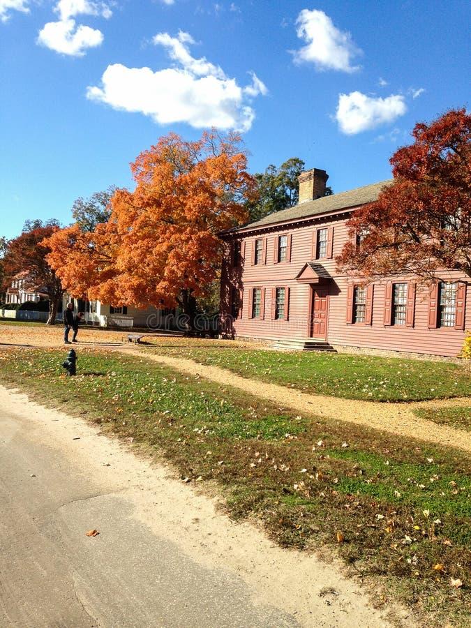 Follaje de otoño hermoso fotos de archivo libres de regalías