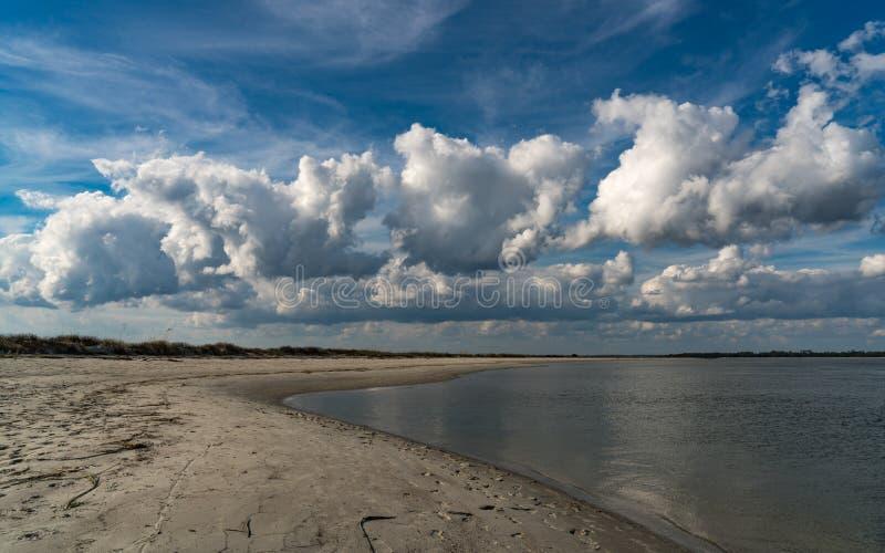 Folly Beach. Charleston, South Carolina, SC stock images