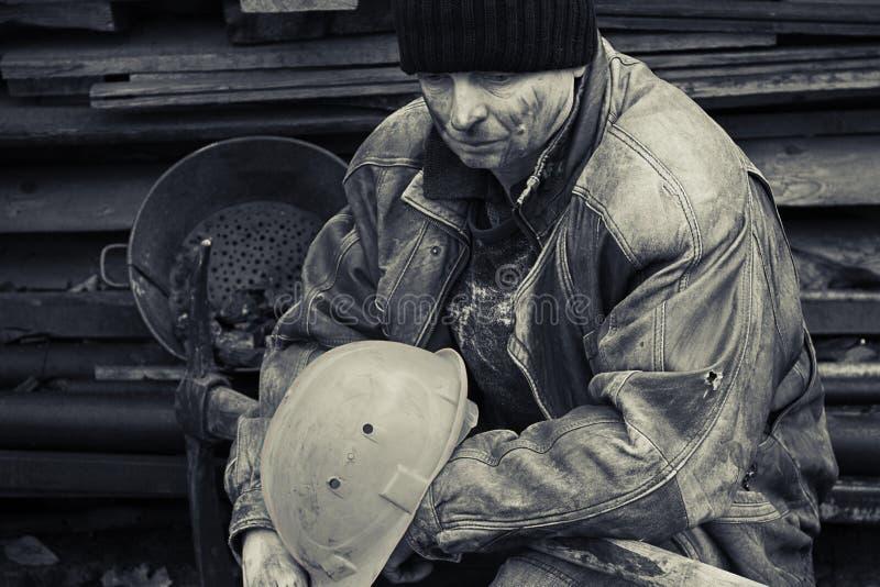 Fome e pobreza imagens de stock