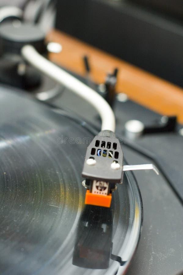 Fonógrafo Turntable-3 fotografía de archivo