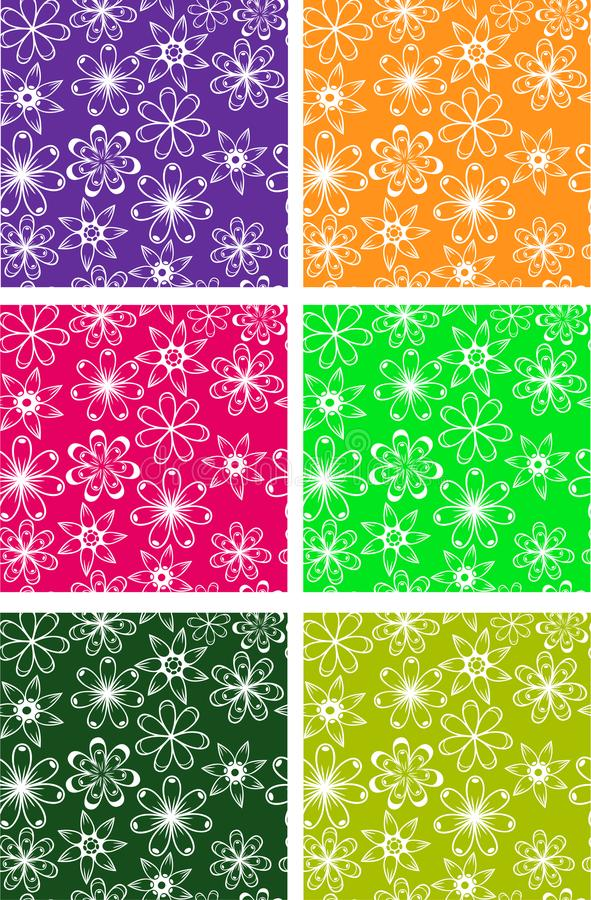 4 fon abstrakt magento stockbilder