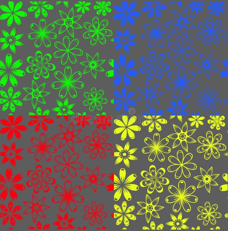 4 fon abstrakt magento lizenzfreies stockbild