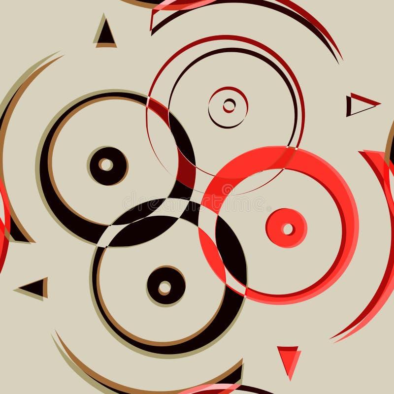 Fonction trigonométrique illustration de vecteur
