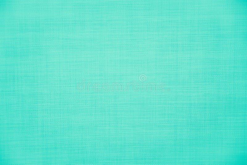Fond écologique vert clair de texture de toile images stock