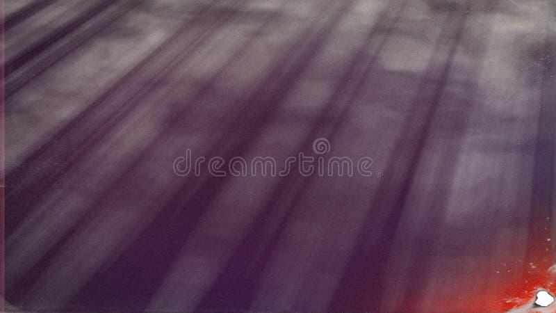 Fond élégant de conception de l'industrie graphique d'illustration de Violet Purple Wood Beautiful illustration libre de droits