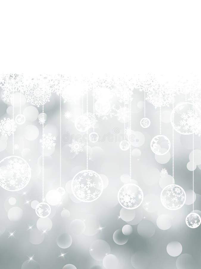 Fond élégant de Noël. ENV 8 illustration libre de droits