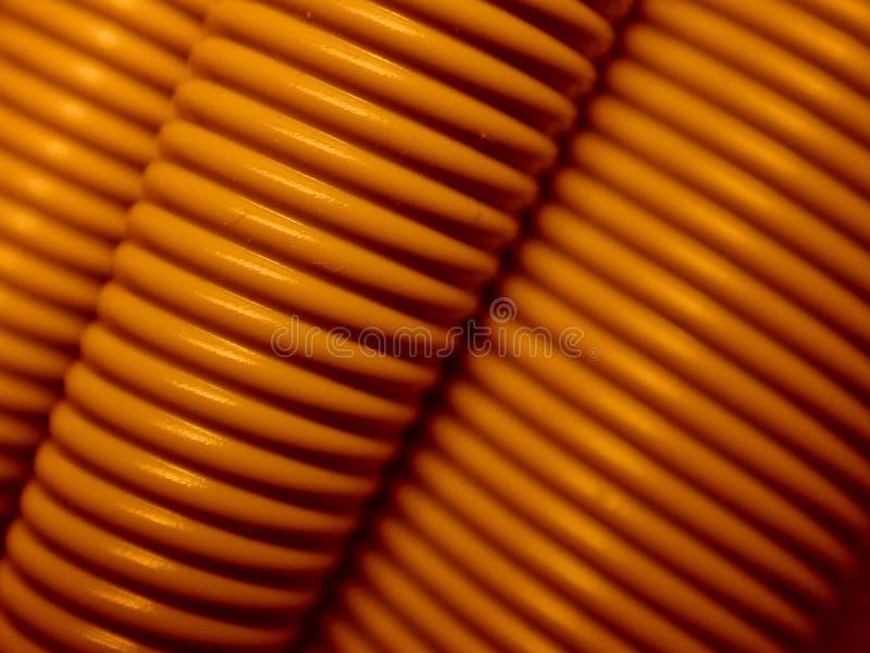 Fond 5 de câble d'ordinateur photographie stock