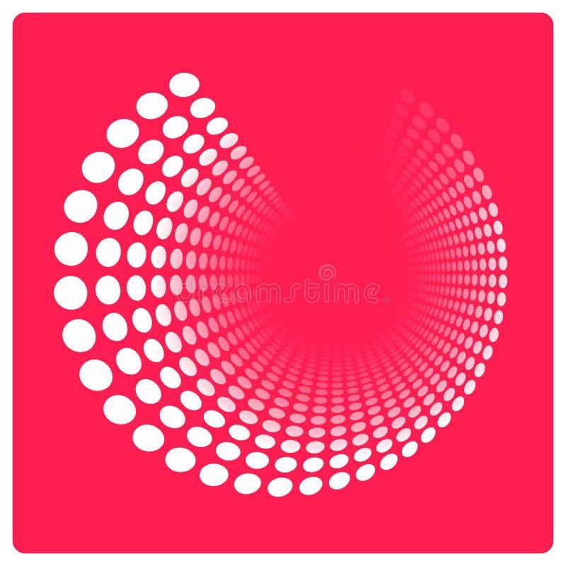 Fond abstrait illustration de vecteur