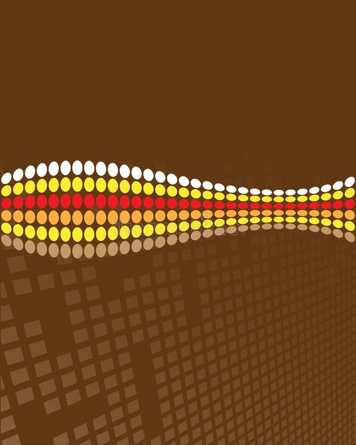 Download Fond abstrait illustration de vecteur. Illustration du lueur - 8651281
