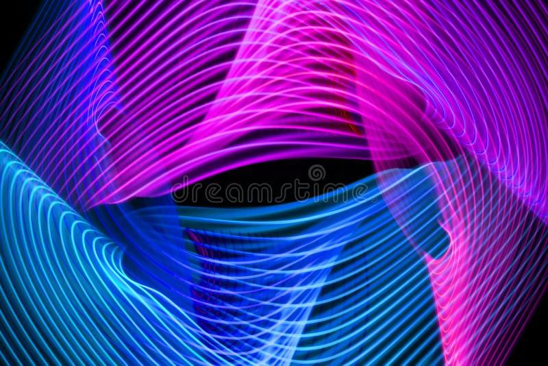 Fond abstrait avec des ruptures horizontales et verticales illustration libre de droits