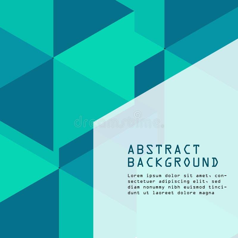 Fond abstrait avec l'espace de copie pour le texte, vecteur d'illustration illustration de vecteur