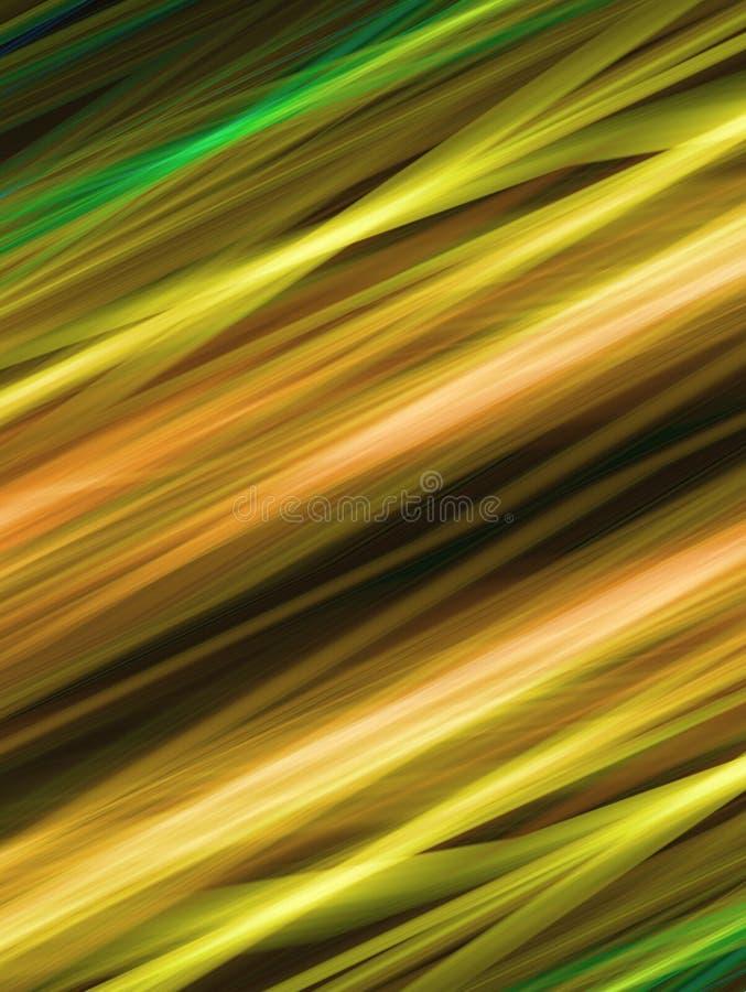 Fond abstrait avec les fibres lumineuses de couleur photo stock