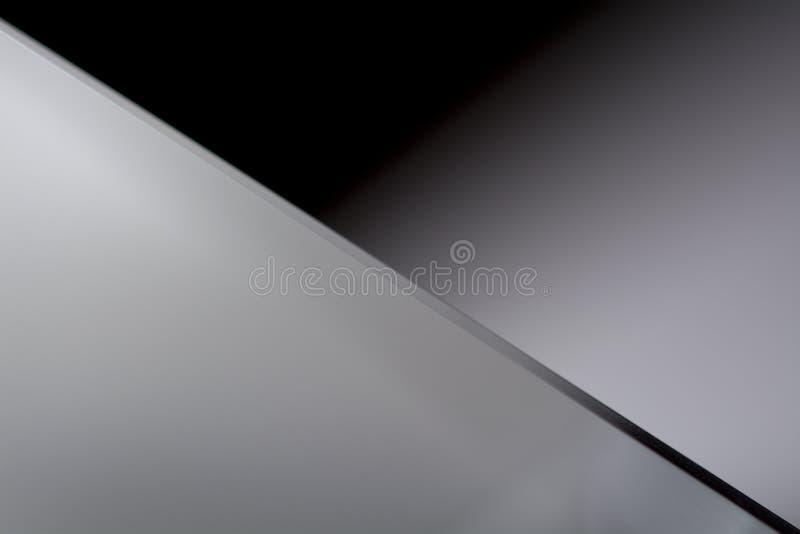 Fond abstrait avec une ligne diagonale photographie stock