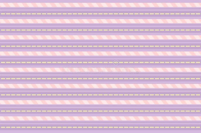 Fond abstrait avec une rayure horizontale images stock