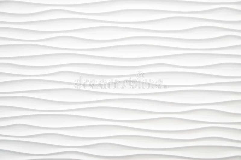 Fond abstrait blanc d'onde photo stock