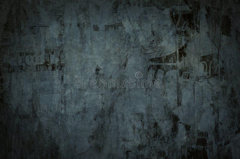 Fond abstrait bleu image stock