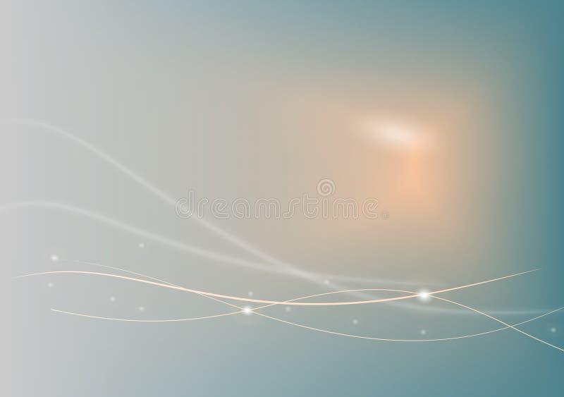 Fond abstrait bleu-clair image libre de droits