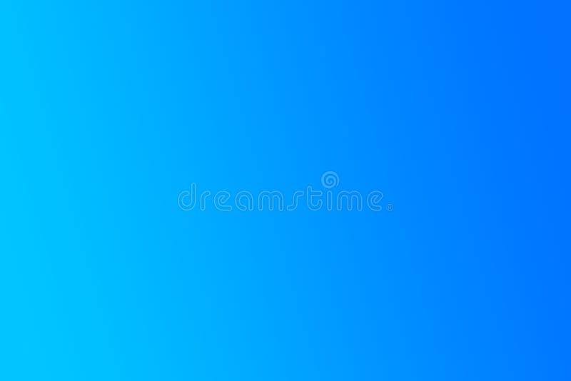 Fond abstrait bleu de gradient image stock