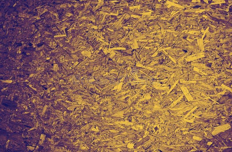 Fond abstrait brun grunge de surface de bureau de panneau de puce de liège photographie stock libre de droits