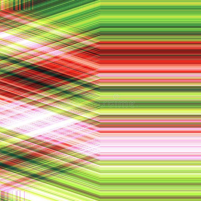 Fond abstrait coloré de mouvement illustration stock
