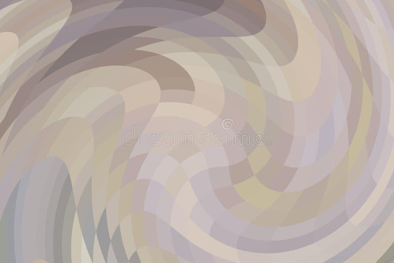 Fond abstrait color? pour la conception de bureau de papier peint ou de site Web, calibre avec l'espace de copie pour le texte Ti illustration de vecteur
