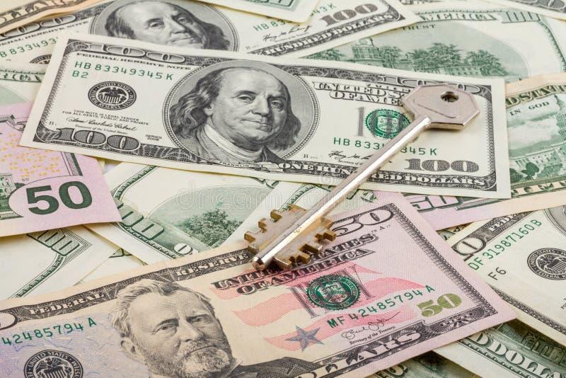 Fond abstrait d'affaires, allégorie - d'ouvrir des affaires clés en main, compte bancaire d'ouverture images libres de droits