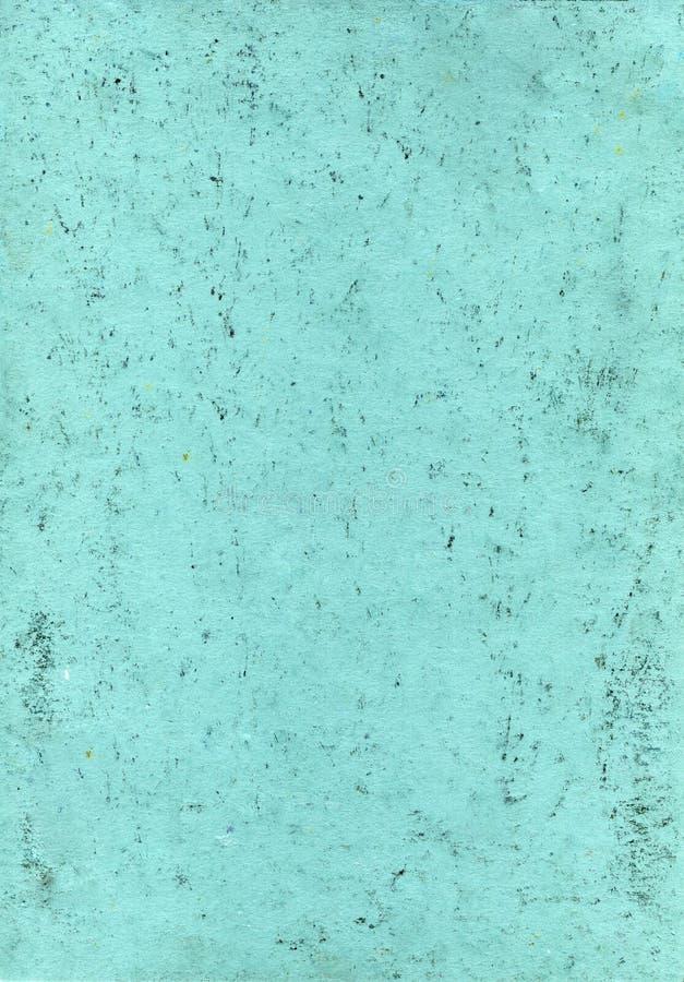 Fond abstrait d'Aqua Texture (de papier) froiss?e illustration stock