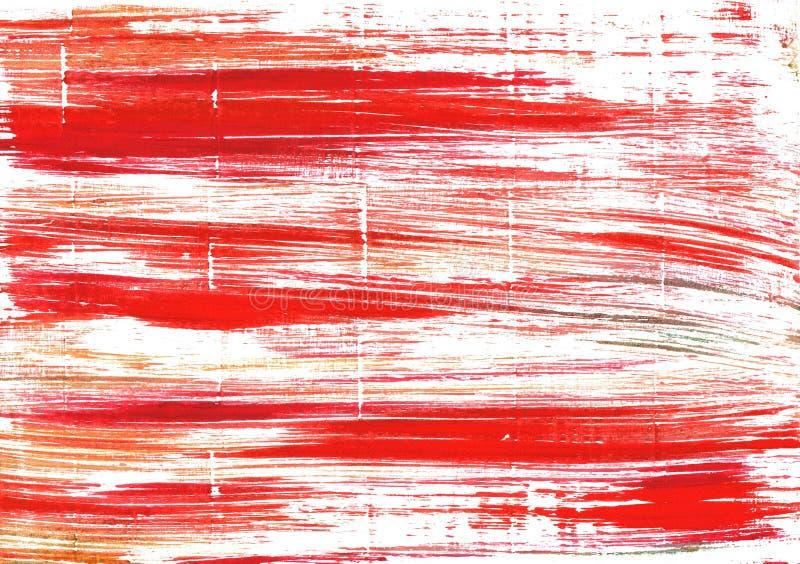Fond abstrait d'aquarelle de convoitise images libres de droits