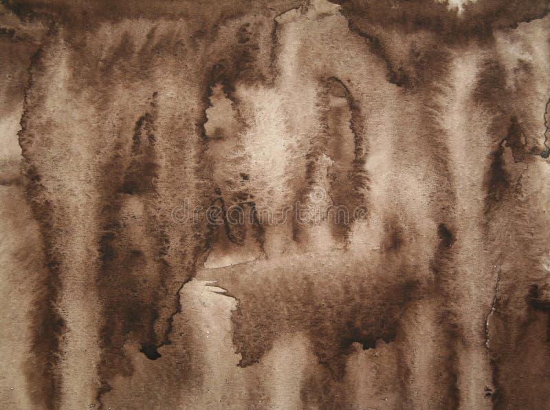 Download Fond Abstrait D'aquarelle Sur La Texture De Papier Photo stock - Image du texture, image: 8667172