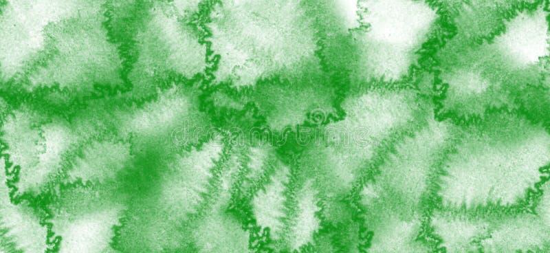 Fond abstrait d'aquarelle Texture (de papier) froissée photo libre de droits
