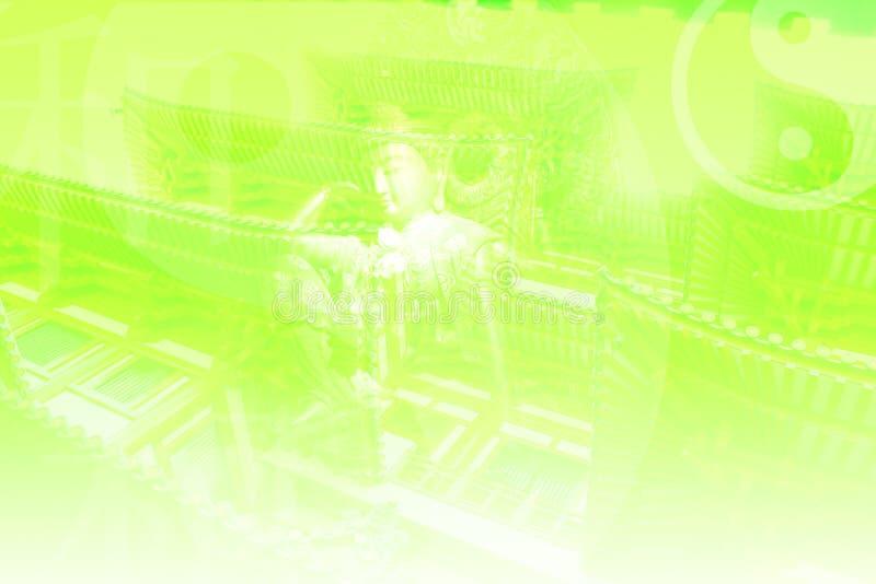Fond abstrait d'harmonie illustration de vecteur