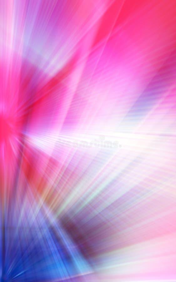 Fond abstrait dans des couleurs pourpres, roses, bleues et blanches photographie stock libre de droits
