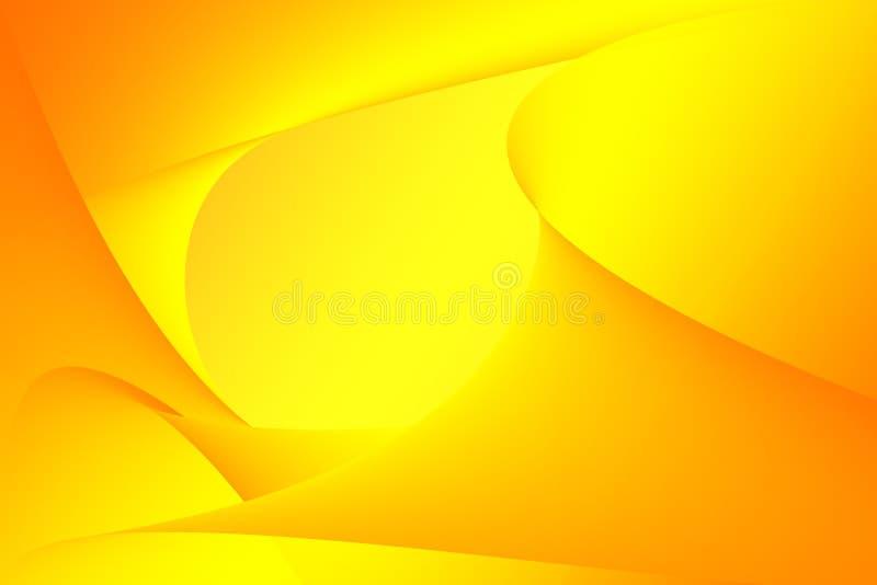 Fond abstrait de coucher du soleil photographie stock