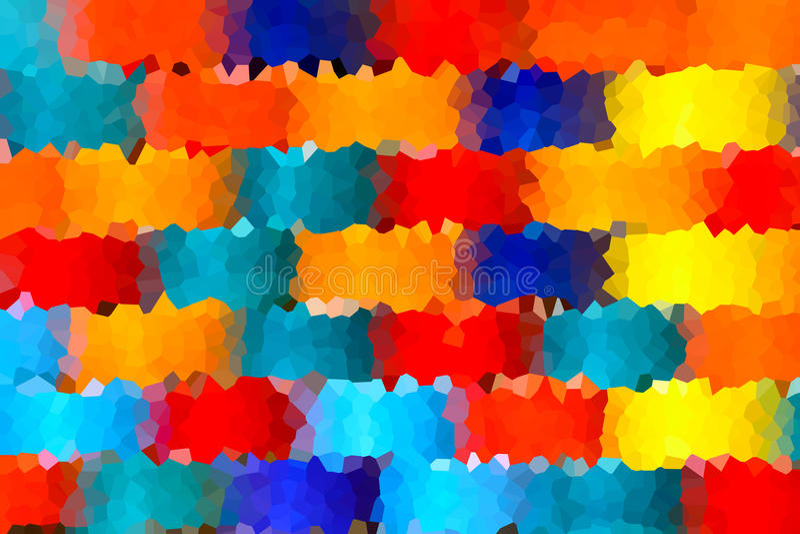 Fond abstrait de cristallisé photos libres de droits