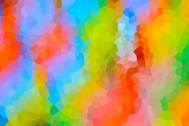 Fond abstrait de cristallisé photo libre de droits