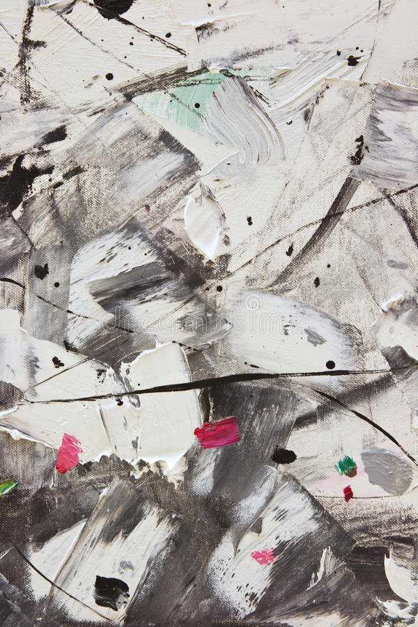 Fond abstrait de détail de peinture illustration stock