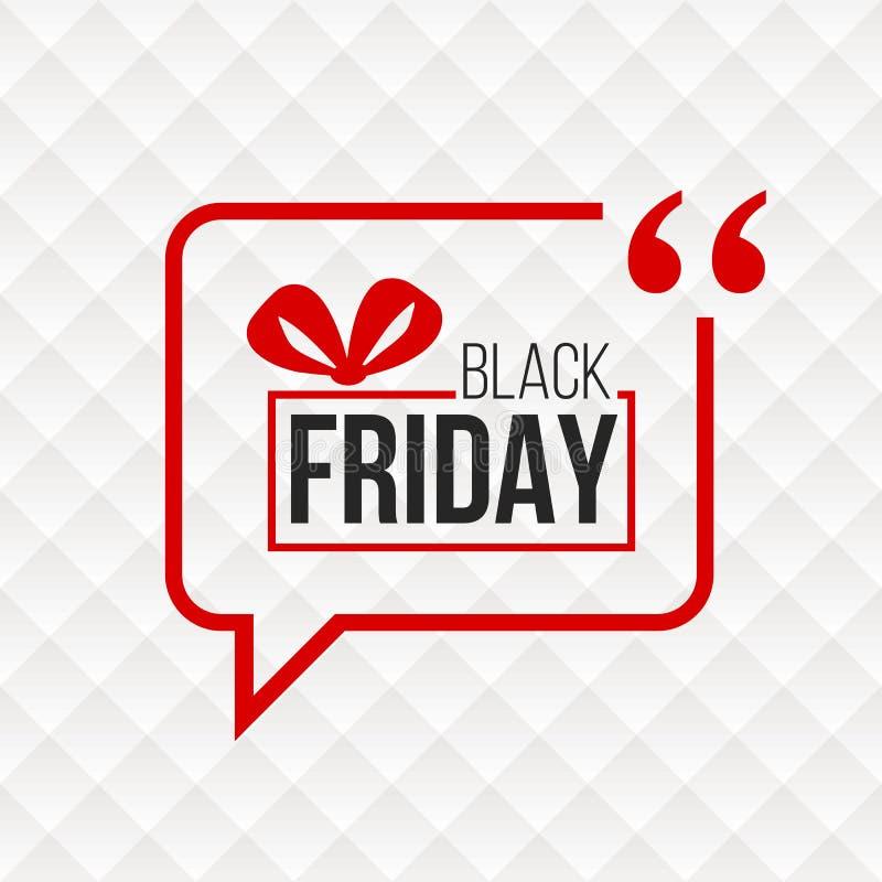 Fond abstrait de disposition de vente de vendredi de noir de vecteur Pour la conception de calibre d'art, liste, page, style de b illustration libre de droits