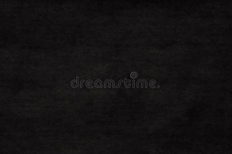 Fond abstrait de feutre de noir Fond noir de velours image libre de droits