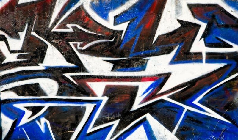Fond abstrait de graffiti photo libre de droits