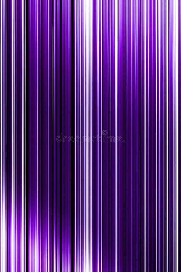 Fond abstrait de la ligne verticale couleur pourpre avec la couleur claire illustration stock
