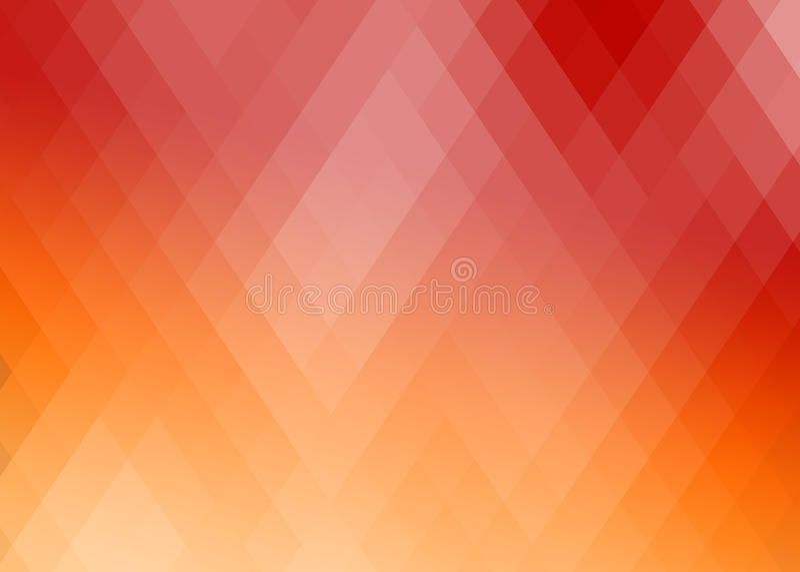 Fond abstrait de losange de gradient illustration libre de droits