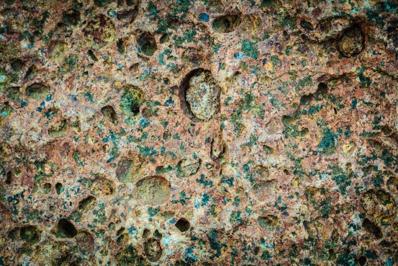Fond abstrait de modèle de texture de mur en pierre photos stock