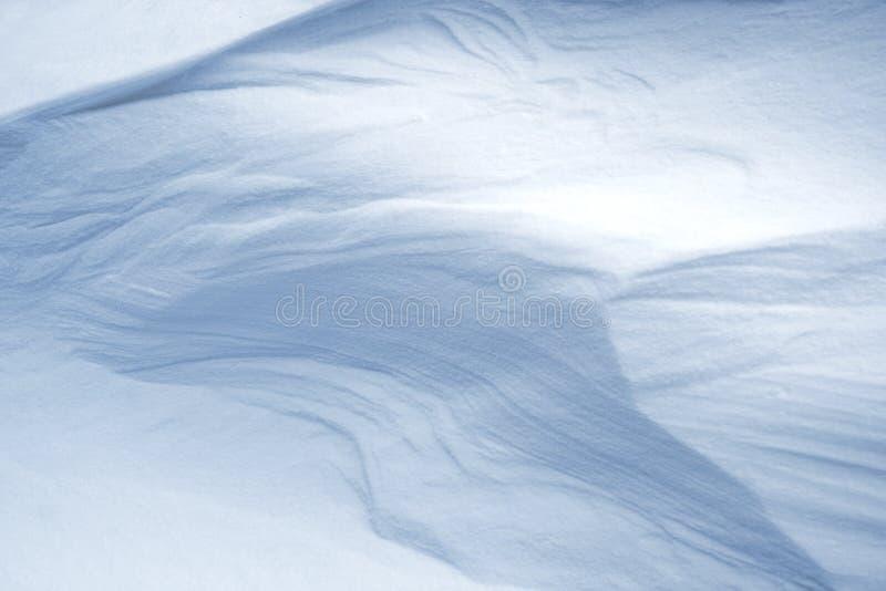 Fond abstrait de neige photo libre de droits