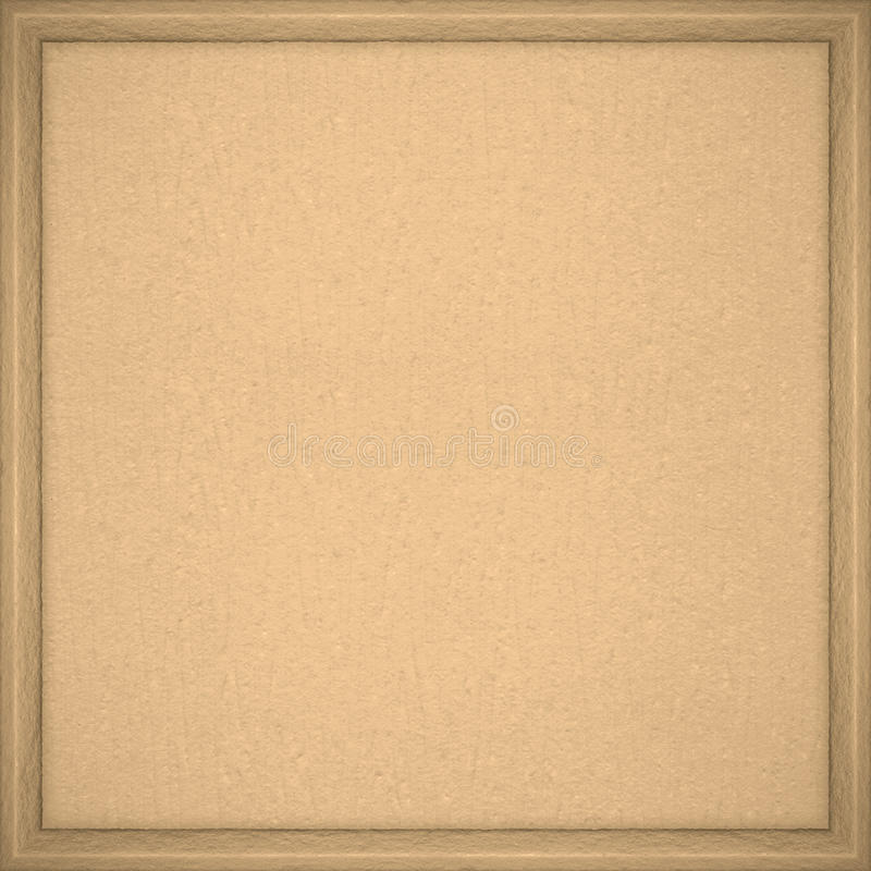 Fond abstrait de papier brun images libres de droits