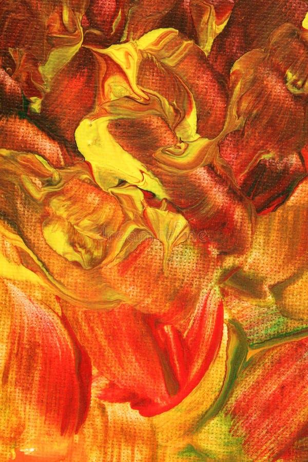 Fond abstrait de peinture images stock