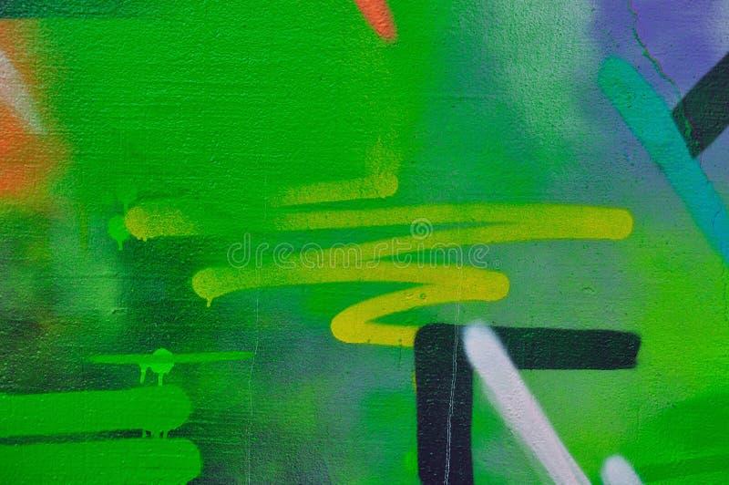 Fond abstrait de peinture de formes photos libres de droits
